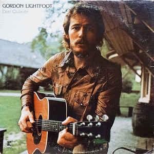 Gordon Lightfoot album cover