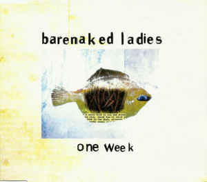 Barenaked ladies album cover