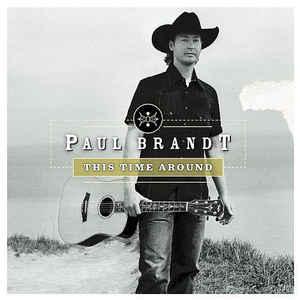 Paul Brandt album cover