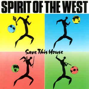 Spirit of the West album cover