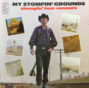 Stompin Tom album cover