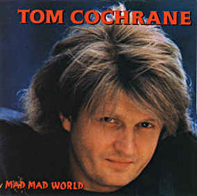 Tom Cochrane album cover