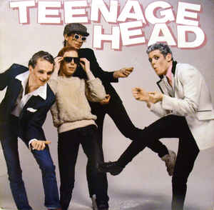 Teenage Head album cover